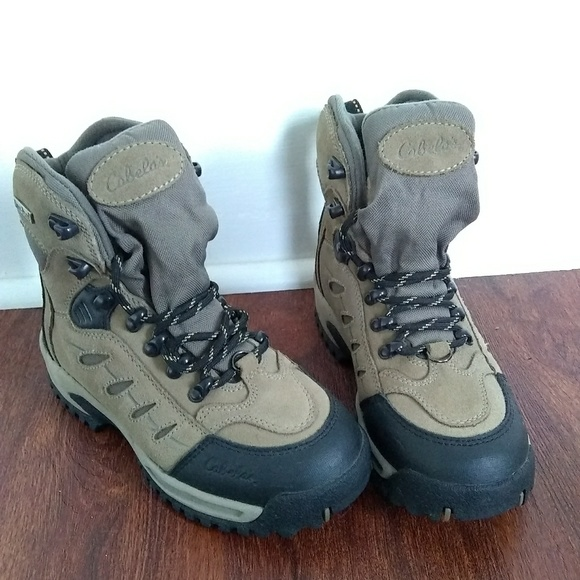 Cabelas Womens Hiking Boots